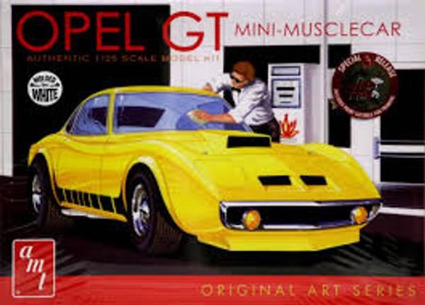 Bilde av AMT729/12 - Opel GT Mini