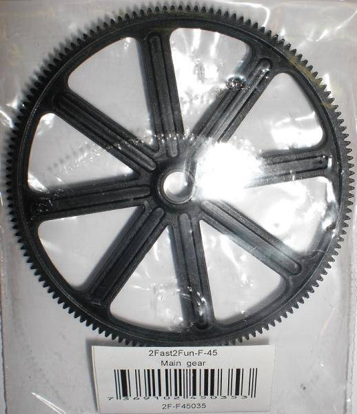 Bilde av F45-035 - Main gear