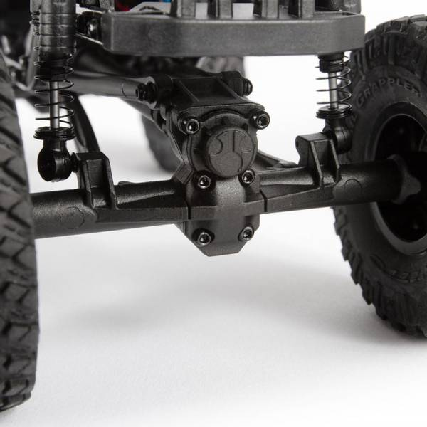 1/24 SCX24 Deadbolt 4WD Rock Crawler Brushed RTR