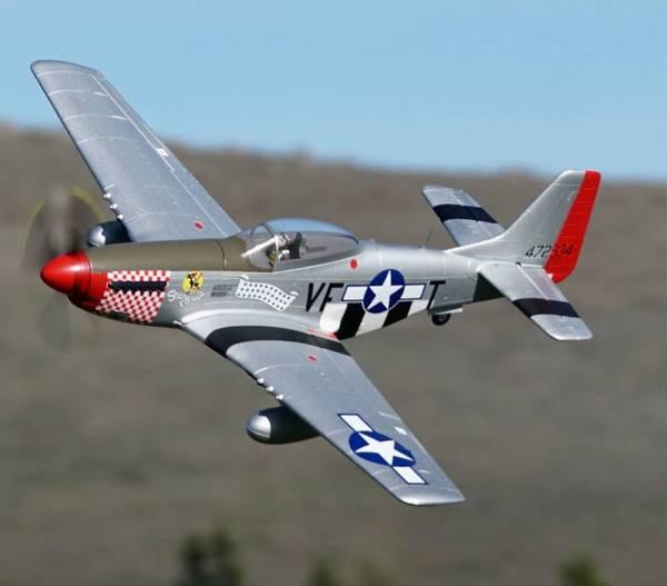 Bilde av Arrows Hobby P-51