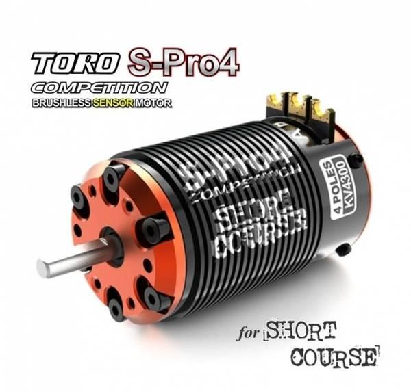 Bilde av SkyRC Toro S-Pro4 SC