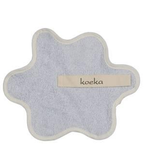 Bilde av Koseklut og Smokkholder Rome Babyblå Koeka