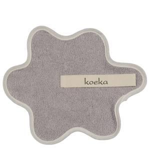 Bilde av Koseklut og Smokkholder Rome Sølvgrå Koeka