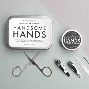 Bilde av Handsome Hands Manicure gavesett Men's Society