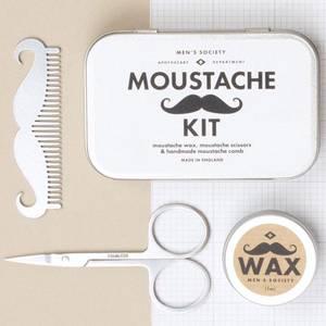 Bilde av Moustache sett Men's Society