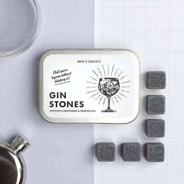 Gin Cooling Stones gavesett Men's Society