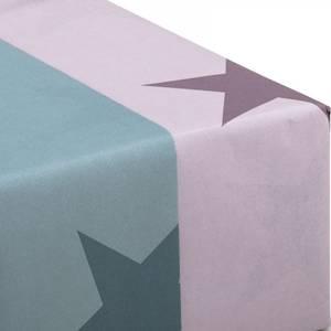Bilde av Gaveinnpakning Stjerner Blå-grønn