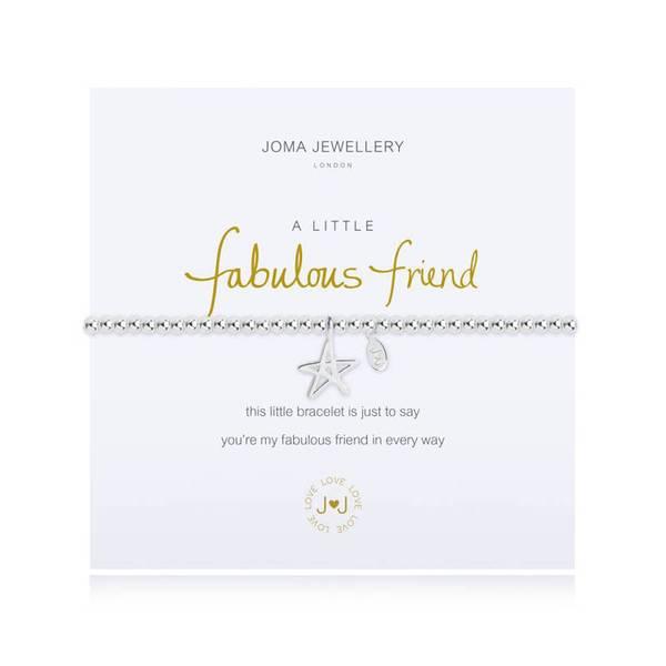 Armbånd FABULOUS FRIEND Sølv Joma Jewellery