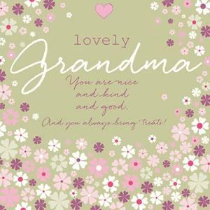 Bilde av Kort Bestemor Rufus Rabbit
