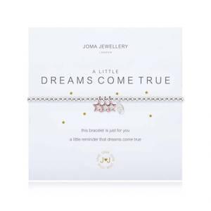 Bilde av Armbånd DREAMS COME TRUE Rosegull sølv Joma Jewellery
