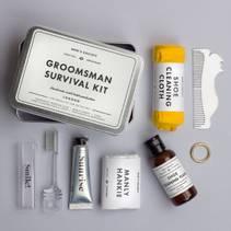 Groomsman Survival sett Men's Society