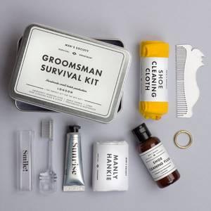 Bilde av Groomsman Survival sett Men's Society