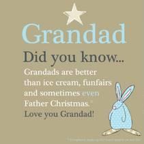 Kort Bestefar Rufus Rabbit
