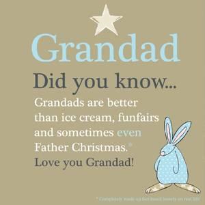 Bilde av Kort Bestefar Rufus Rabbit