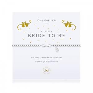 Bilde av Armbånd BRIDE TO BE Sølv Joma Jewellery