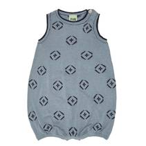 Baby Romper Suit Blå FUB