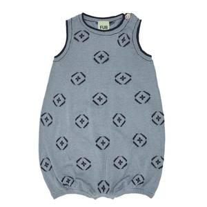 Bilde av Baby Romper Suit Blå FUB