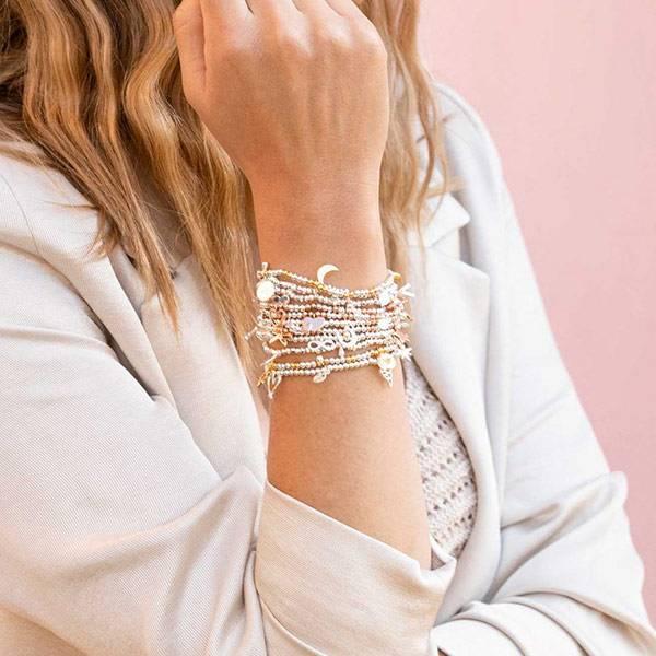 Armbånd FOREVER FRIENDS sølv Joma Jewellery