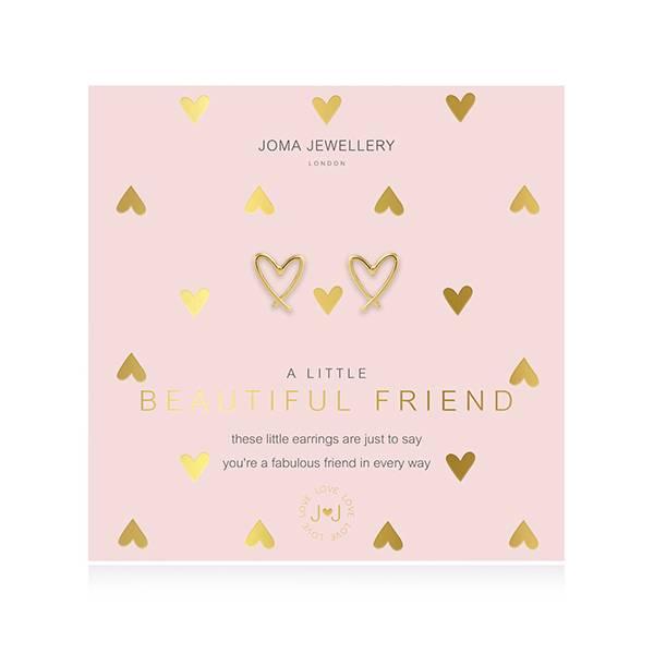 Øredobber BEAUTIFUL FRIEND Joma Jewellery
