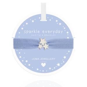 Bilde av Hårstrikk og Armbånd SPARKLE EVERYDAY Barn Joma Jewellery