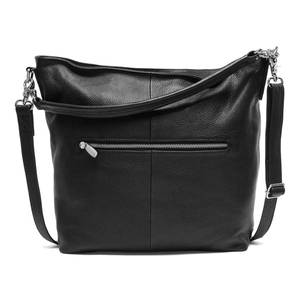 Bilde av Skulderveske stor Fashion skinn svart Depeche