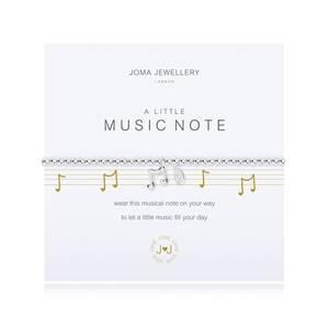 Bilde av Armbånd MUSIC NOTE Joma Jewellery