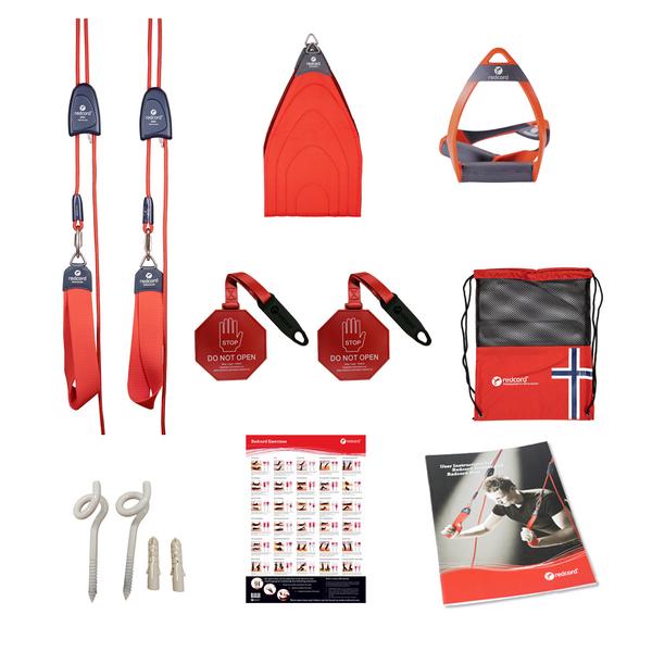 Redcord Portable Gym (Mini pakke)