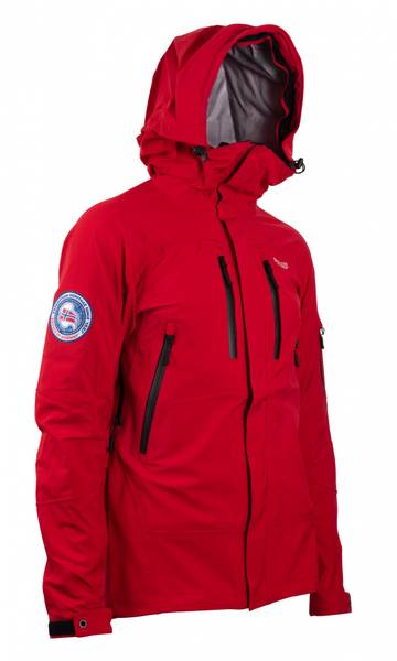 Bilde av Brynje Expedition Jacket 2.0 - Rød