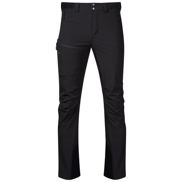 Bilde av  Breheimen Softshell Pants - Black/Solid Charcoal