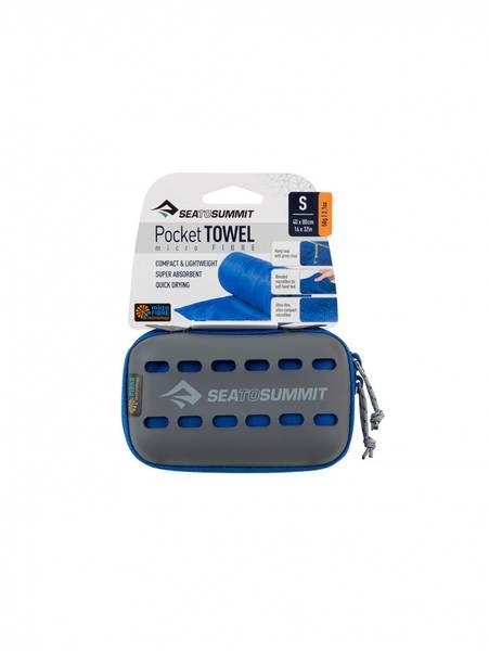Bilde av Sea To Summit Pocket Towel Small - Cobalt