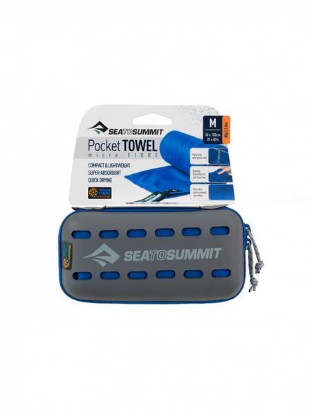 Bilde av Sea To Summit Pocket Towel Medium - Grey