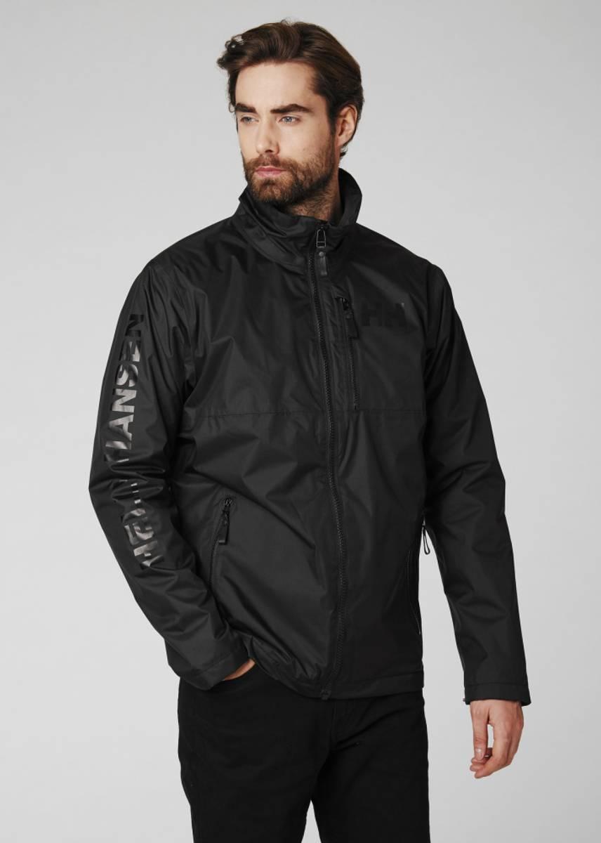 Active Midlayer Jacket - Black