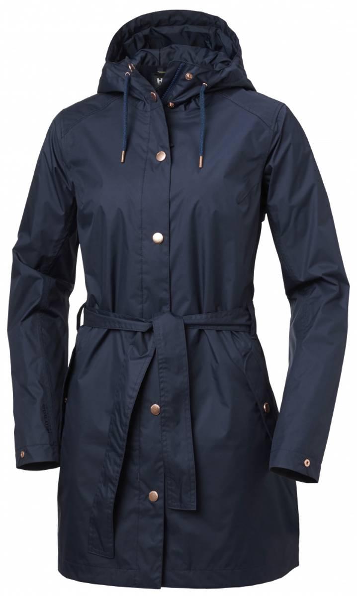 W Lyness II Coat - Navy