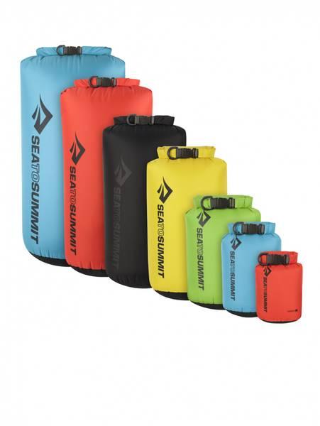 Bilde av Lightweight Dry Sack 35L - Blå