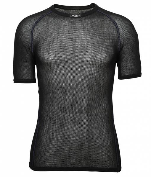 Bilde av Wool Thermo Light T-shirt - Sort