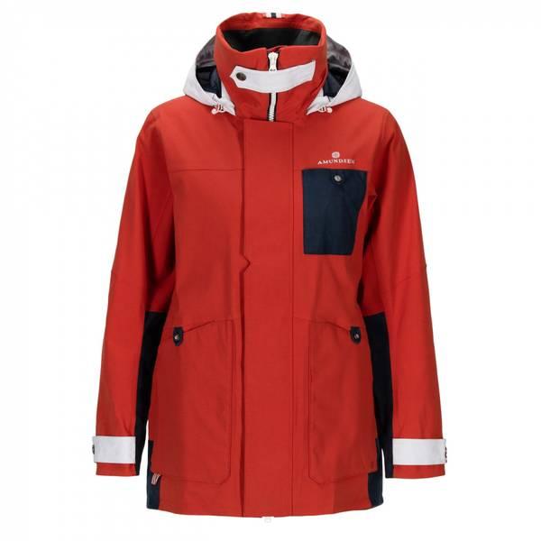 Bilde av Deck Jacket Womens - Red Clay