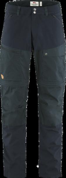 Bilde av Abisko Midsummer Zip Off Trousers M - Dark Navy