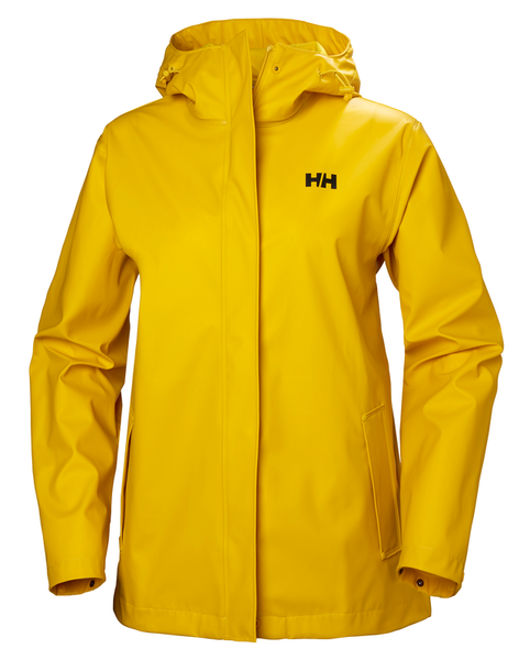 Bilde av W Moss Jacket - Essential Yellow