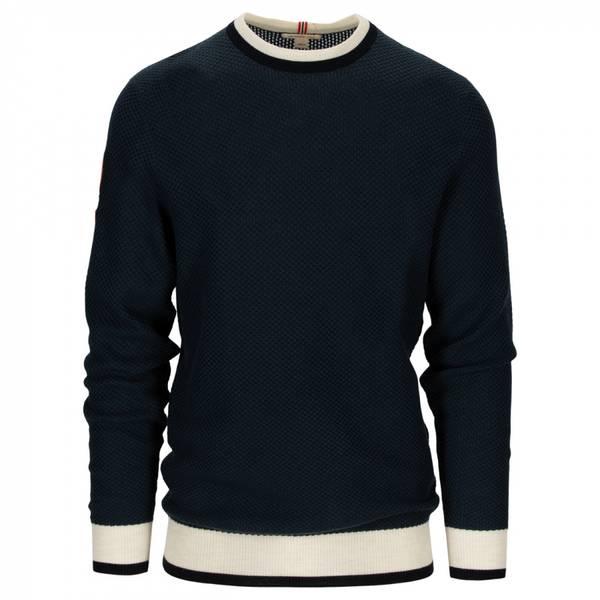 Bilde av Drifter Sweater Mens - Blue Surf
