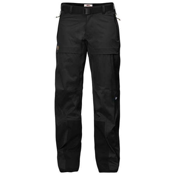 Bilde av Keb Eco-Shell Trousers W - Black