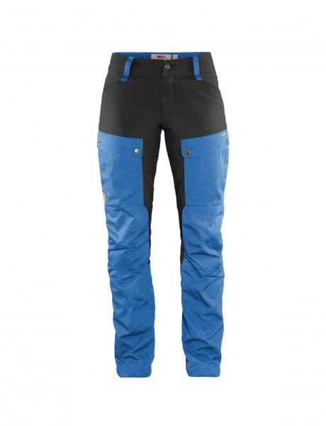 Bilde av Keb Trousers Curved W Reg - UN Blue / Stone Grey