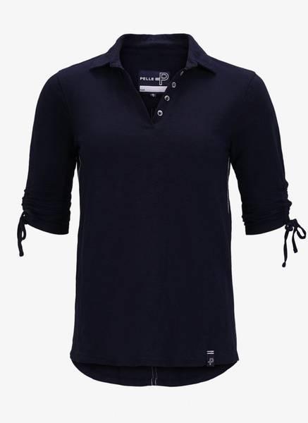 Bilde av W Hammersmith Tie Shirt - Dark Navy Blue