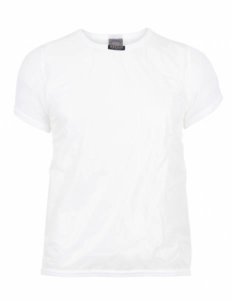 Bilde av Super Thermo T-Shirt w/windcover front - Hvit