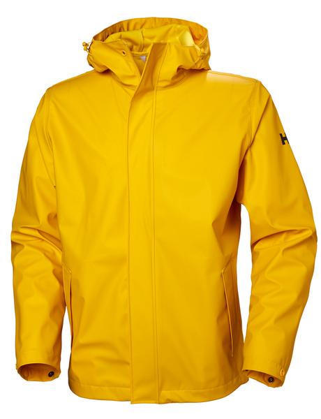 Bilde av Moss Jacket - Essential Yellow