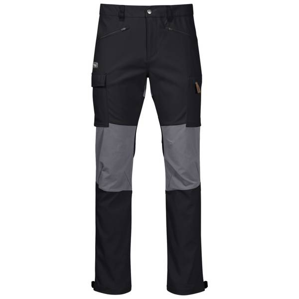 Bilde av Nordmarka Hybrid Pant - Black/Solid Dark Grey