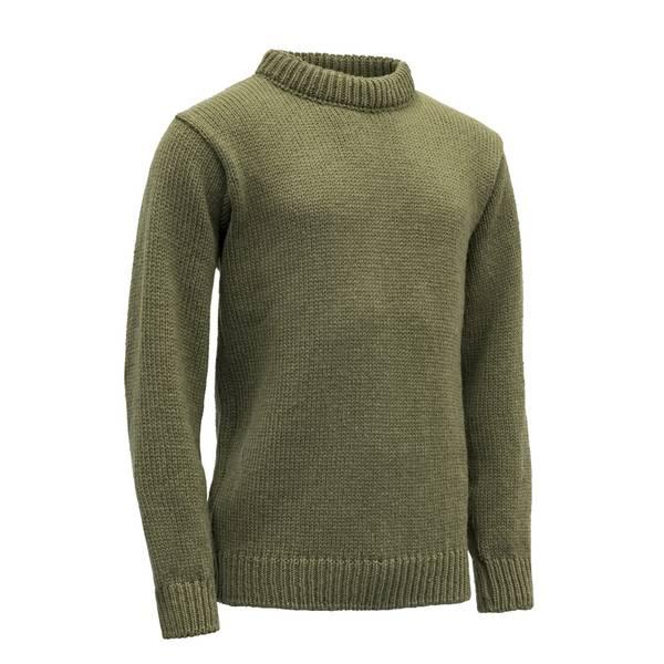 Bilde av Nansen Sweater Crew Neck - Olive