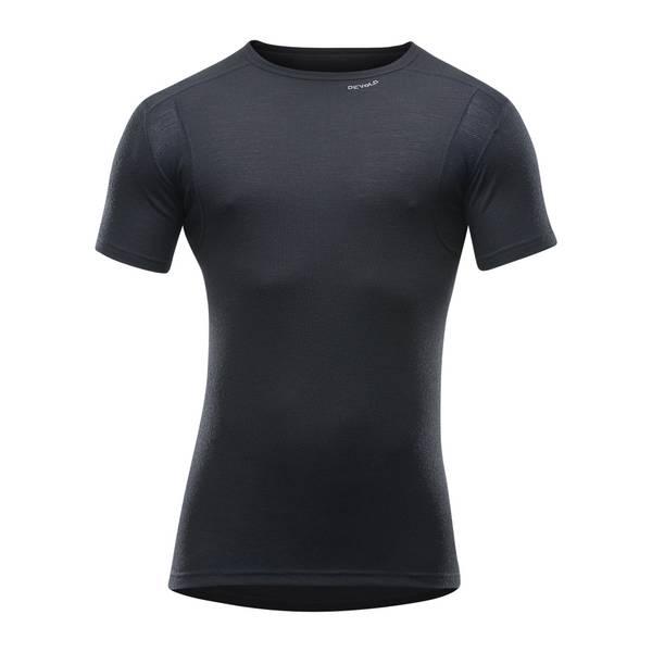 Bilde av Hiking Man T-Shirt - Black