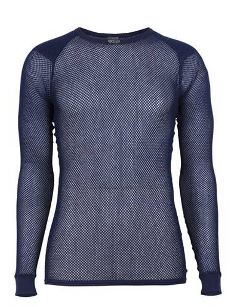 Bilde av Super Thermo Shirt w/ shoulder inlay - Navy