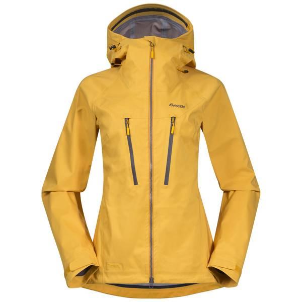 Bilde av Cecilie 3L Jacket - Light Golden Yellow/Golden