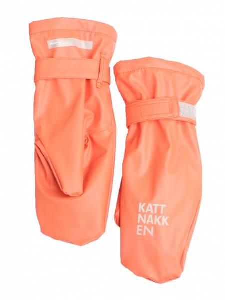 Bilde av Kattnakken Regnvotter Voksne - Orange Love